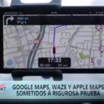 Google Maps vs. Waze: ¿Qué app calcula mejor la duración de un viaje?