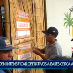 """Piura: Prefecto: """"Operativos a bares deben continuar"""""""