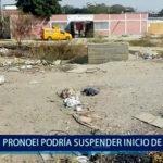 Piura: Manuel Scorza podría suspender clases