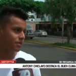 Anthony Chiclayo destabla el buen clima en Racing