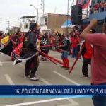 Chiclayo: 16° edición del carnaval de Íllimo y sus yunzas