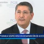 México: Capturan a sospechoso en desaparación de 43 estudiantes
