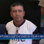 Chiclayo: Capturan a sujeto acusado de violar a una menor