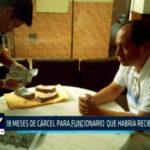 Chimbote: Dictan 18 meses de cárcel para funcionario coimero