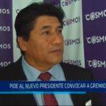 CGTP pide al nuevo presidente convocar a gremios