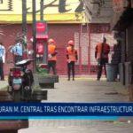 Clausuran M. Central tras encontrar infraestructura en riesgo