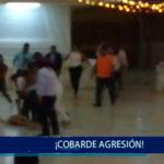 Piura: ¡Cobarde agresión!
