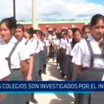 Setenta y seis colegios son investigados por el Indecopi