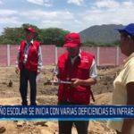 Chiclayo. Año escolar se inicia con varias deficiencias en infraestructura