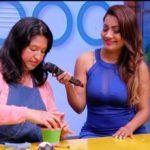 """Hazlo tú misma: Rosario Alva enseñó a confeccionar una """"Conejita para pascua"""""""