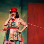 """Teatro: Wendy Ramos presenta su unipersonal """"Cuerda"""""""