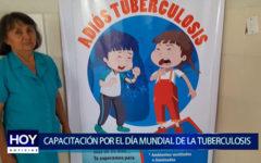 Piura: Capacitación por el Día Mundial de la Tuberculosis