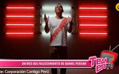 Nacional: La selección peruana conmemora a Daniel Peredo con este video