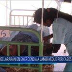 Chiclayo: Declararán en emergencia a Lambayeque por casos de dengue