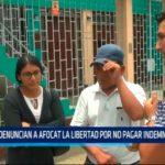 Denuncian a AFOCAT La Libertad por no pagar indemnizaciones