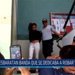 Chiclayo: Desbaratan banda que se dedicaba a robar vehículos