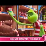 """Internacional: Eugenio Derbez ahora es """"El Grinch"""""""