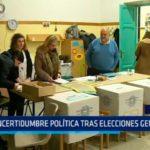Italia: Incertidumbre política tras elecciones generales
