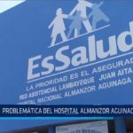 Chiclayo: Problemática del Hospital Almanzor Aguinaga Asenjo