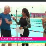Aprendiendo a nadar con Berendson: Estilo Espalda