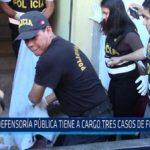 Chiclayo: Defensoría pública tiene a cargo a tres casos de feminicidio