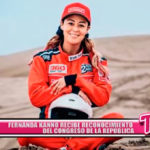 Nacional: Fernanda Kanno reconocida por el Congreso de la República