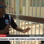 Fernández asume dirección en AC. Universitario