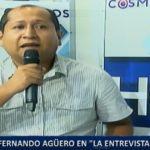 Piura: Fernando Agüero en la Entrevista