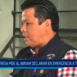 GERESA pidel al MINAM declarar en emergencia a Trujillo
