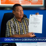Piura: Denuncian a Gobernador Regional