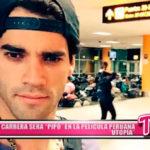 Nacional: Guty Carrera debutará en la pantalla en el filme Utopía