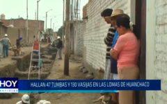 Hallan 47 tumbas y 130 vasijas en las Lomas de Huanchaco