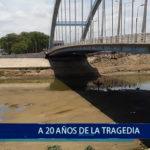 Piura: Homenaje a las víctimas de la tragedia en 1998