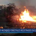 Chiclayo: 21 incendios forestales registrados en el 2018