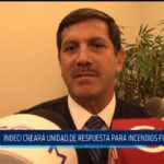 Chiclayo: INDECI creara unidad de respuesta para incendios forestales
