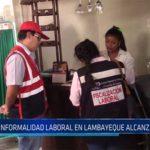 Chiclayo: Informalidad laboral en Lambayeque alcanza el 70%
