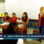 Nuevo Chimbote: JEE del Santa se instalará el 15 de  Mayo