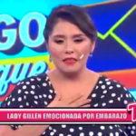 Nacional: Lady Gillén anuncia su embarazo