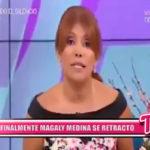 """Nacional: Magaly Medina se retracta sobre el """"desplante"""" de Farfán"""