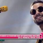 Internacional: Revelan cual será la canción que cantará Maluma en Rusia 2018