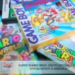 Super Mario Bros. encyclopedia llega oficialmente a américa