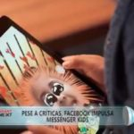 Pese a críticas, faceebok impulsa messenger kids