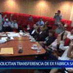 Piura: Municipio solicita transferencia de ex Fábrica San Miguel