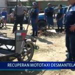 Piura: Recuperan mototaxi robada