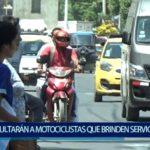 Piura: Alistan decomisos y multas para motociclistas que brinden servicio