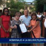 Piura: Homenaje a la mujer piurana