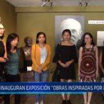 "Chiclayo: inauguran exposición ""Obras inspiradas por Mujeres"""
