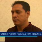 """Luis Valdez: """"Obras peligran renuncia de PPK"""""""