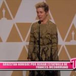 Internacional: Arrestan hombre por robar estatuilla de Frances Mcdormand