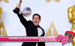Nacional: Ganadores del Oscar 2016 al mejor cortometraje estarán en Anima Perú